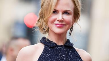 Nicole Kidman reveals her new film is dedicated to Bella and Connor Cruise