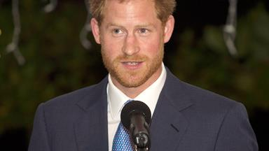 Prince Harry announces internship with the Queen