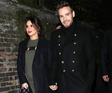 Cheryl's very bumpy date night with Liam Payne!