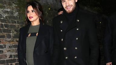 Cheryl's very bumpy date night with Liam Payne!