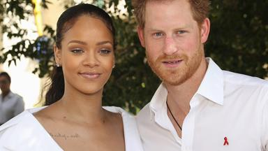 Prince Harry and Rihanna tested for HIV on World AIDS Day
