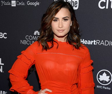 "Demi Lovato opens up about living with bipolar disorder: ""Every day is a work in progress"""