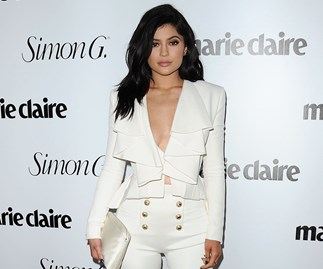 Kylie Jenner opens up her shoe closet
