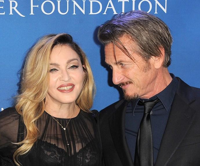 Madonna Sean Penn