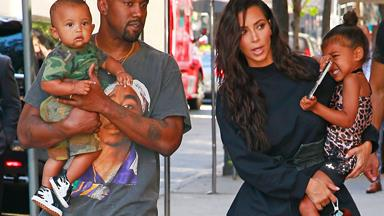 News from the east: Kim Kardashian and Kanye West's surrogate is reportedly with child