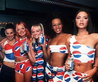 The Spice Girls for Pepsi