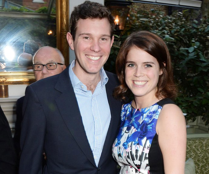 Jack and Eugenie have been dating for over seven years.