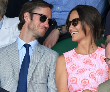 Pippa Middleton and James Matthews' wedding details REVEALED!