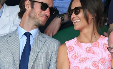 Pippa Middleton and James Matthews' wedding details REVEALED!