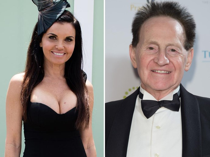 The Block's Suzi Taylor denies romance with Geoffrey Edelsten