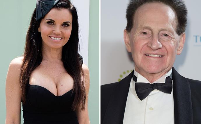 The Block's Suzi Taylor denies romance with Geoffrey Edelsten
