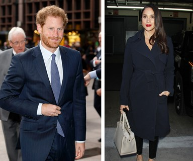 Prince Harry has met Meghan Markle's father