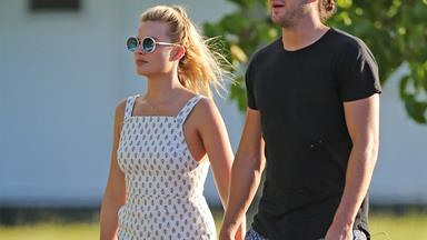 Margot Robbie and Tom Ackerley's secret wedding