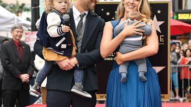 Ryan Reynolds and Blake Lively's kids make red carpet debut!