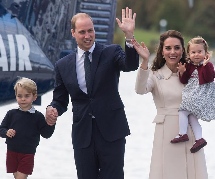 This year the Cambridges have decided to spend the special holiday with Kate's family.