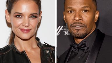 Jamie Foxx takes Katie Holmes to Cabo for her birthday