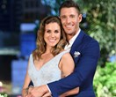 The Bachelorette: Georgia Love and Lee Elliott's romance in pictures