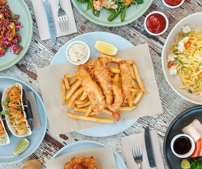 North Bondi Fish