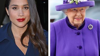 What The Queen thinks of Prince Harry's girlfriend Meghan Markle