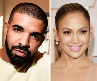 Jennifer Lopez and Drake
