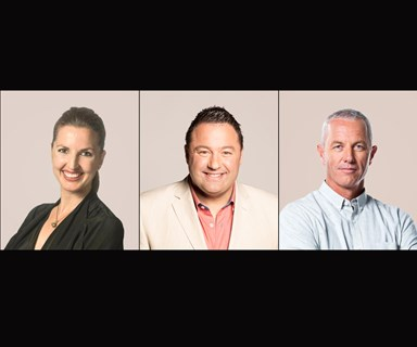 Amanda Gillies, Mark Richardson to join Duncan Garner on 'The AM Show'