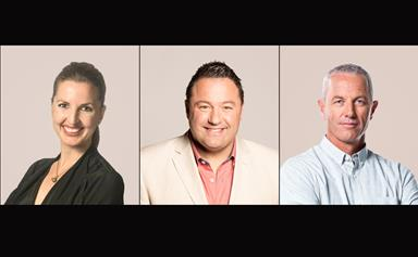 Amanda Gillies, Mark Richardson to join Duncan Garner on 'The AM Show'