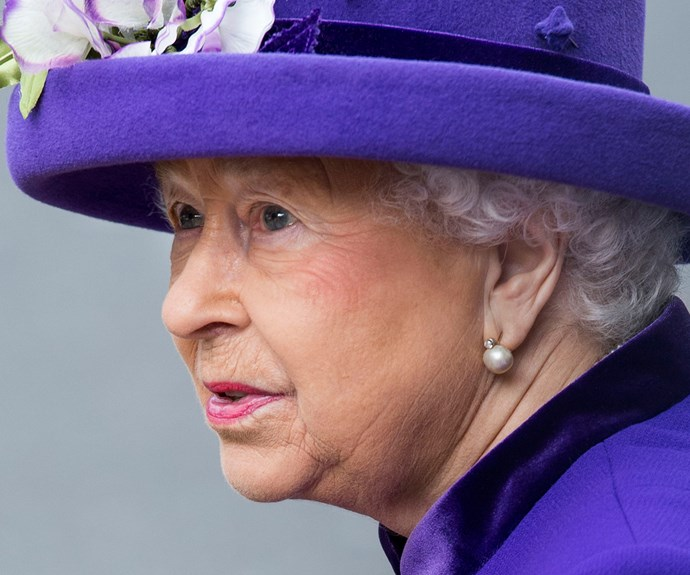 Queen Elizabeth has skipped church at Sandringham as she recovers from a bad cold.