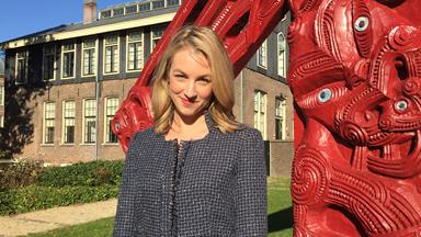 Janika ter Ellen's emotional trip to the Netherlands