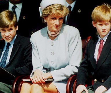 Never-before-seen Princess Diana letters reveal close bond between her sons