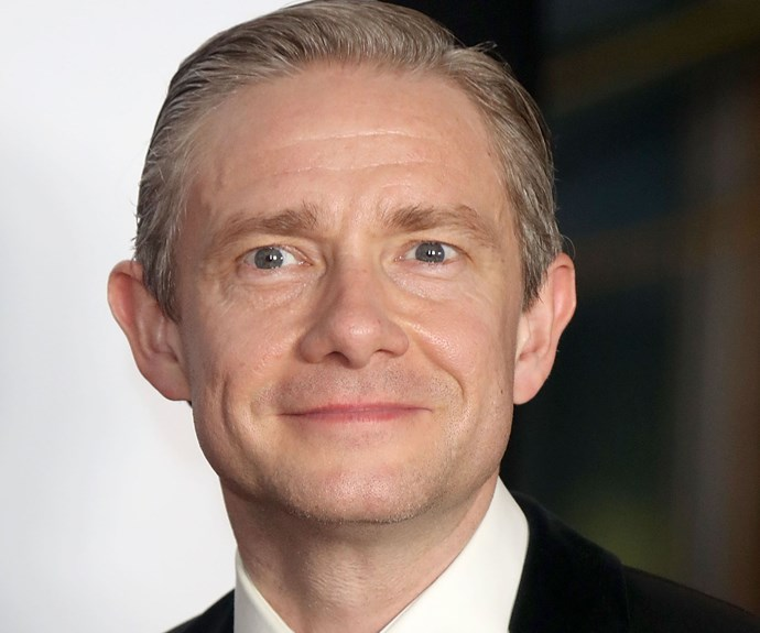 The Hobbit actor Martin Freeman