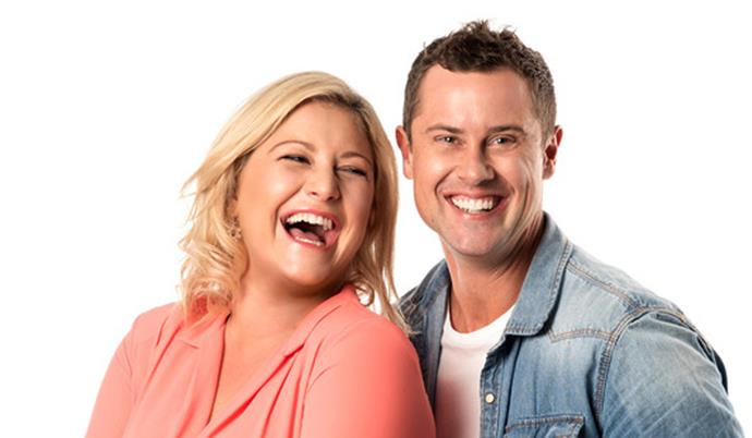 Toni and Sam will be replacing Polly and Grant on The Hits morning show.