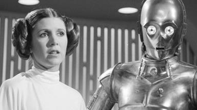 Mark Hamill leads celebrity tributes to Carrie Fisher one year after her death