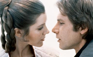 Harrison Ford leads the celebrity tributes to Carrie Fisher