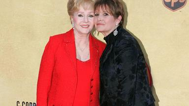 Debbie Reynolds passes away one day after daughter Carrie Fisher