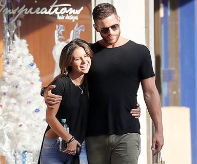 Home and Away's Dan Ewing gets cosy with new girlfriend Kat Risteska