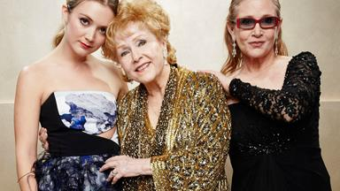 """""""Your love and support means the world to me"""": Carrie Fisher's daughter has broken her silence"""