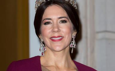 Princess Mary and Prince Fred kick off 2017 with a feast!