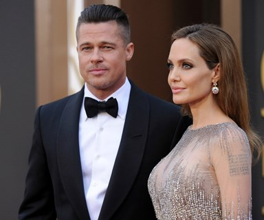 Brad Pitt and Angelina Jolie back in contact
