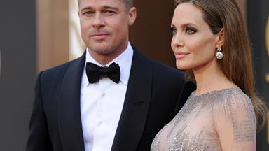 "Angelina Jolie claims Brad Pitt is ""terrified the public will learn the truth"""