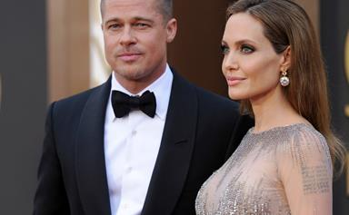 """Angelina Jolie claims Brad Pitt is """"terrified the public will learn the truth"""""""