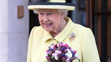 When will Queen Elizabeth make her next public appearance?