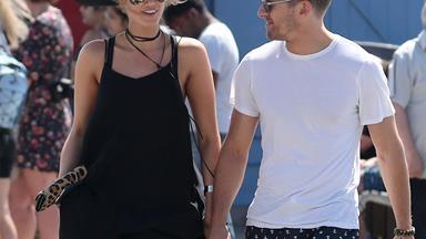 Delta Goodrem and Hugh Sheridan: TV's hottest new romance!