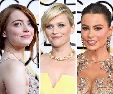 Inside the 74th Golden Globe Awards