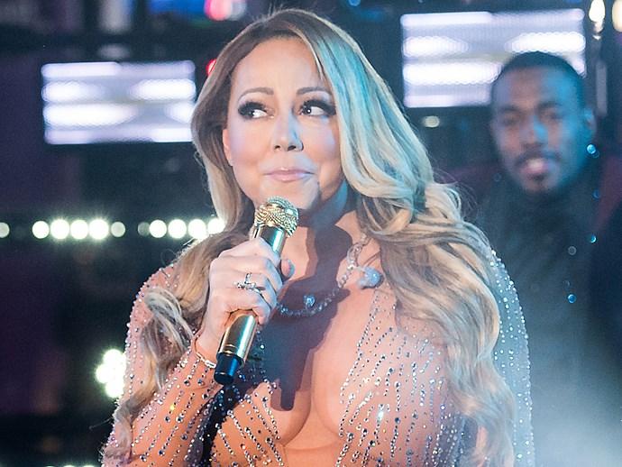 Mariah Carey quits social media after NYE performance