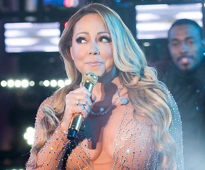 Mariah Carey quits social media after NYE performance