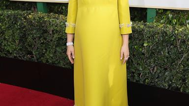 The best and worst dressed at the 2017 Golden Globes