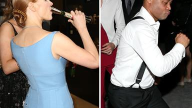 Everything that happened at the 2017 Golden Globes after parties