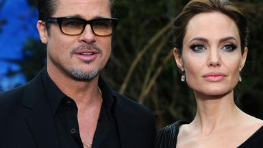 Brad Pitt and Angelina Jolie release first joint statement since their split