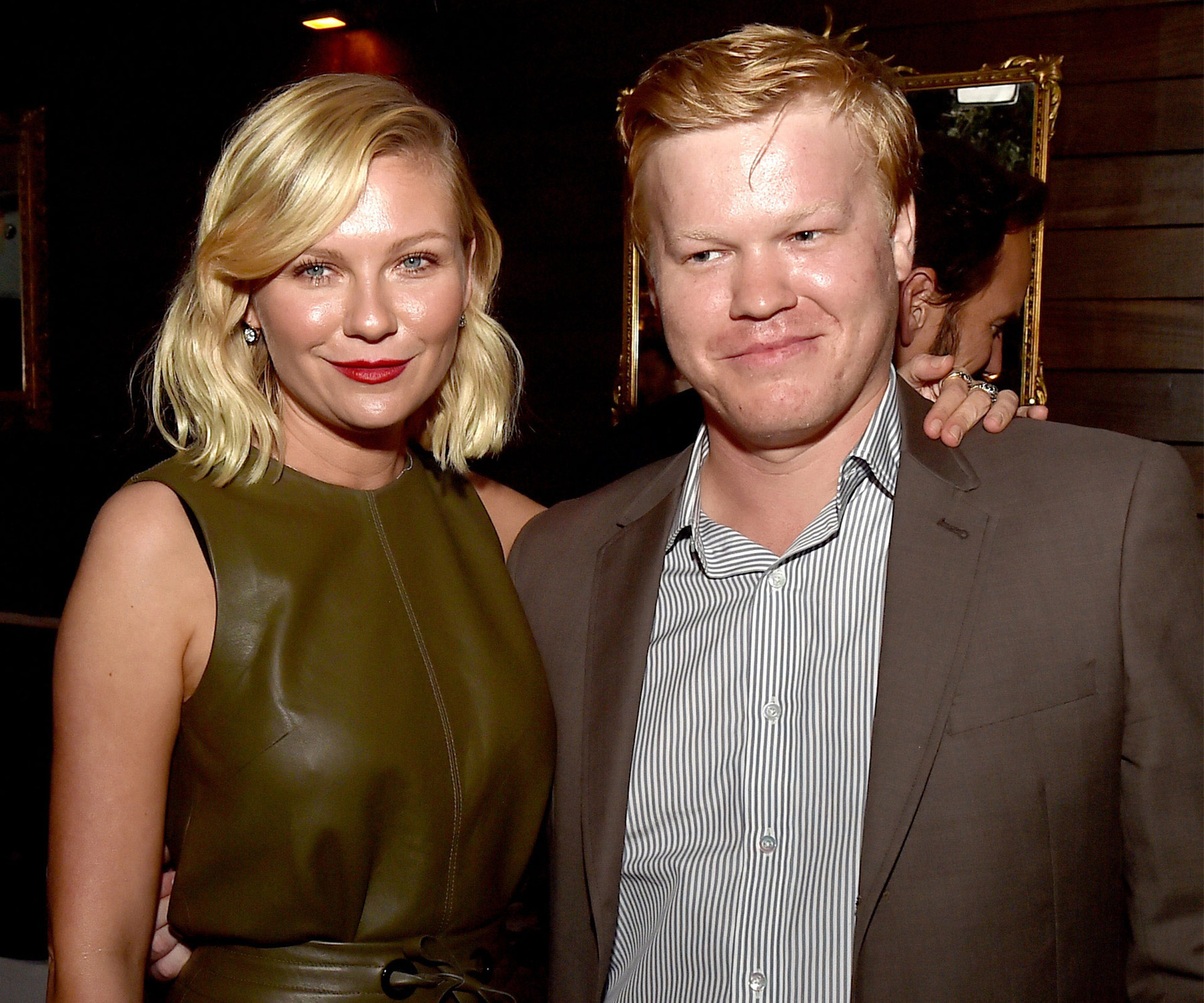Kirsten Dunst Is Expecting Her First Child With Fiance Jesse Plemons
