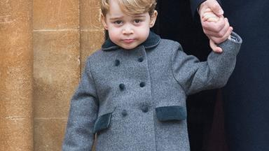 Which London elite school will Prince George attend?